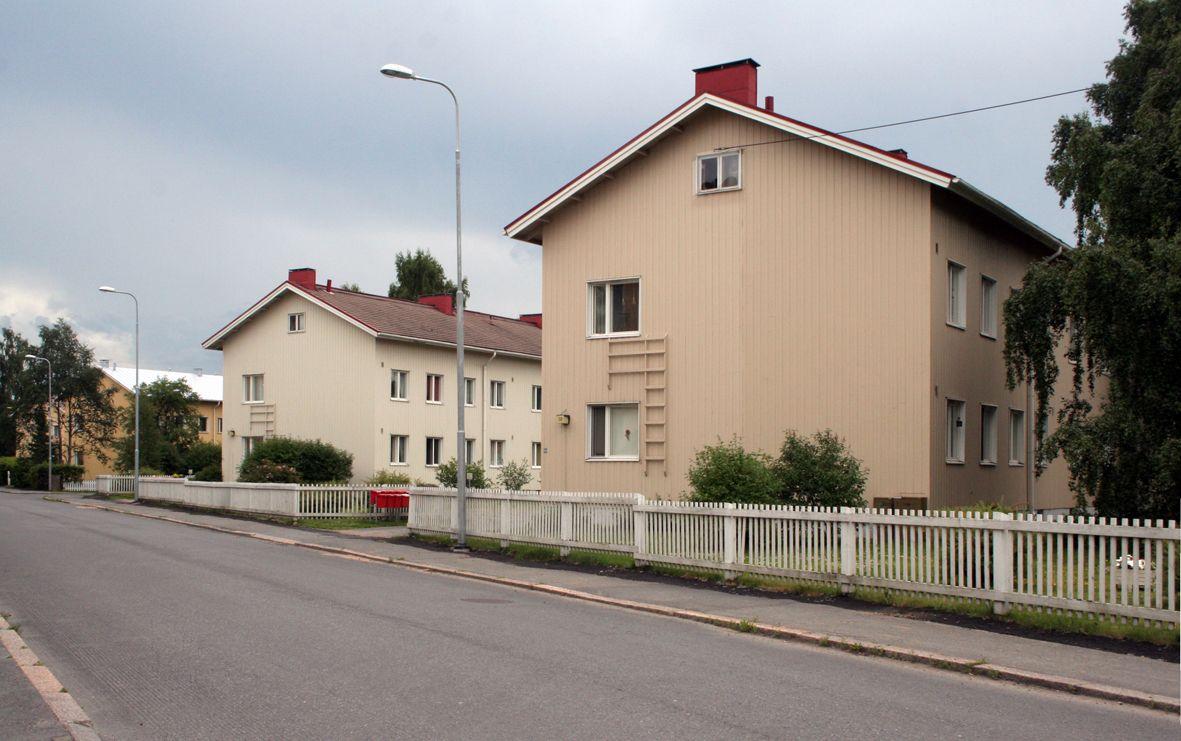Residential Suomeksi